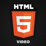 вставить видео на сайт html5
