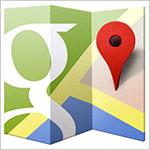 как установить гугл карту на лендинг пейдж