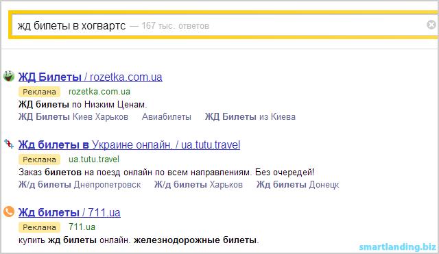 операторы поисковых запросов
