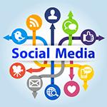 социальные сети для лендинг пейдж