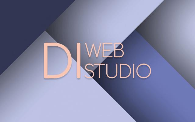 Логотип diwebstudio