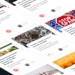Разработка блога для копирайтера